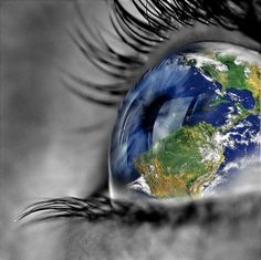 worldly eyes
